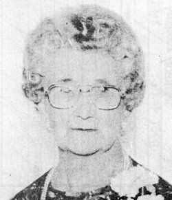 Mary Grace <I>Fullmer Loveridge</I> Martindale