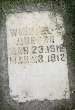 Willard Faun Ruesch