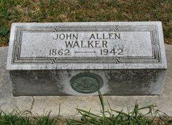 John Allen Walker Jr.