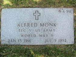"Alfred ""Honey"" Monk"