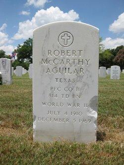 Robert McCarthy Aguilar