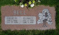 """Elijah Sylvester """"Lige"""" Bell"""