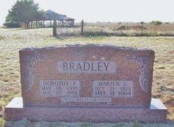 Marten L Bradley