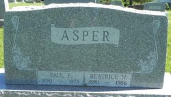 Paul F Asper