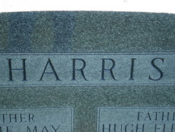Hattie Mae <I>Glenn</I> Harris