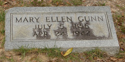 Mary Ellen <I>Poitevent</I> Gunn