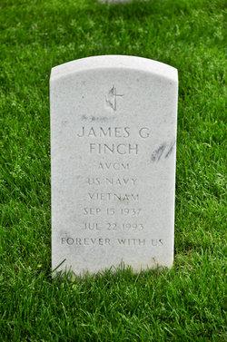 James Gilreath Finch