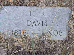 Thomas Jefferson Davis