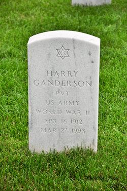 Harry Ganderson