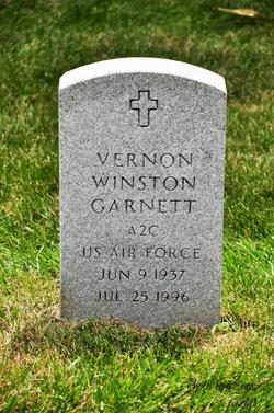 Vernon Winston Garnett