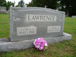 James A Lawrence