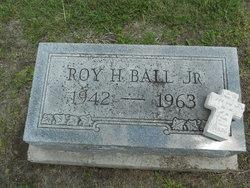 Roy Harrison Ball, Jr