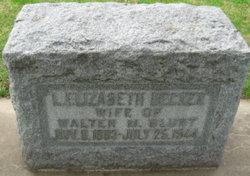 L Elizabeth <I>Becker</I> Blunt