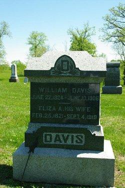Eliza Ann <I>Sample</I> Davis