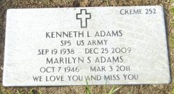 Kenneth L Adams