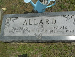 Delores Aileen <I>Martin</I> Allard