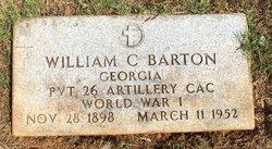 William C. Barton