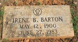 Irene Becky <I>Leachmon</I> Barton