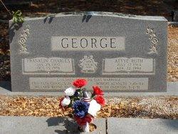 Attye Ruth <I>Overton</I> George