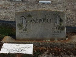 Ralph Anderson Fambrough