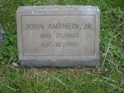 John Amrhein, Jr