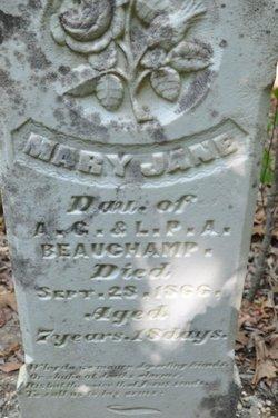 Mary Jane Beauchamp