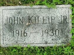 John H Killip, Jr