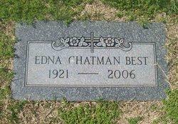 Edna <I>Chatman</I> Best