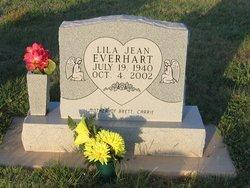 Lila Jean Everhart