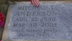 Mitchell T. Anderson
