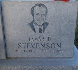 Lamar Daniel Stevenson