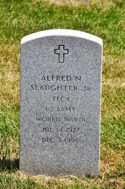 Alfred N. Slaughter, Jr