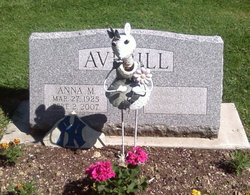 Anna M Averill