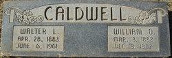 Walter Lee Caldwell, Sr