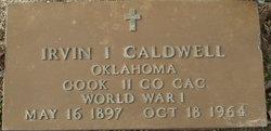Irvin Ira Caldwell