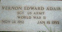 Vernon Edward Adair