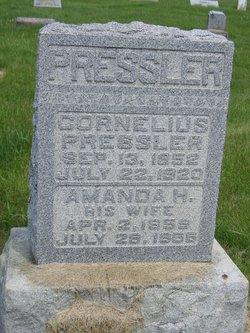 Amanda H <I>Tittle</I> Pressler