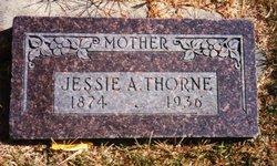 Jessie Laura <I>Allen</I> Thorne