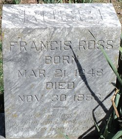 Francis Marion Ross