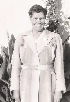 Hattie Belle <I>Sebren</I> Williams