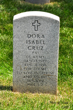 Dora Isabel Cruz
