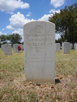 Armando Cuellar, Jr