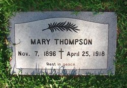 Mary <I>Brownlee</I> Thomson