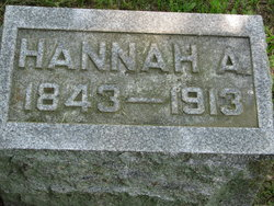 Hannah A. <I>Olds</I> Russell