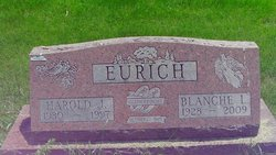 Blanche <I>LaMond</I> Eurich
