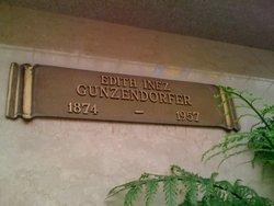 Edith Inez <I>Steinberger</I> Gunzendorfer