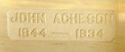 John Acheson