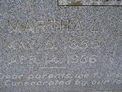 Martha Isabelle <I>Beavers</I> Brady