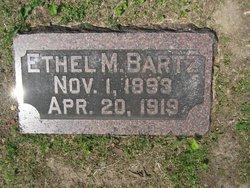 Ethel M <I>Anderson</I> Bartz