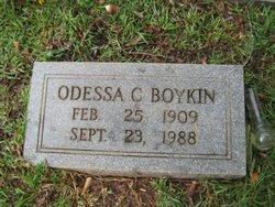 Odessa C Boykin